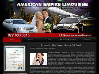 Limo Services by American Empire Limo