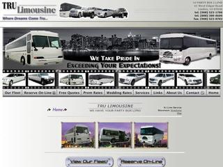 TRU Limousine - New Jersey Limousine Service